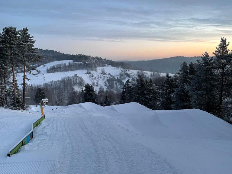 Snow park Słotwiny Arena